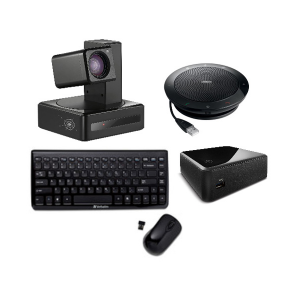 VDO360 VDOPC-02 Camera for Video Conferencing with Computer & Speakerphone