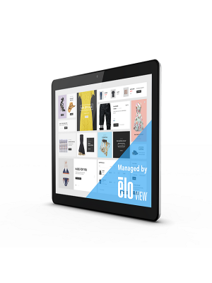 Elo I-series 15'' Interactive Touchscreen Display for Android- Wi-Fi/Ethernet (PCAP)