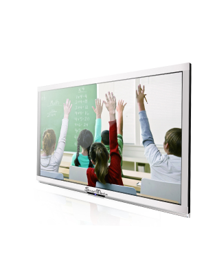 Smart Media World CAM-LED65-4K Interactive Touchscreen Display