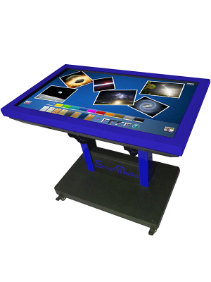 Smart Media World SMT-55 Interactive Touchscreen Table Display