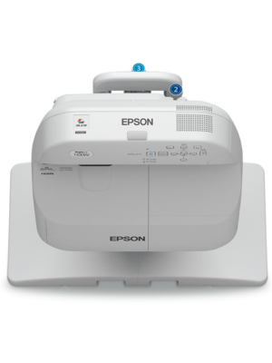 Epson BrightLink Pro 1430Wi Interactive Ultra-Short Throw Projector