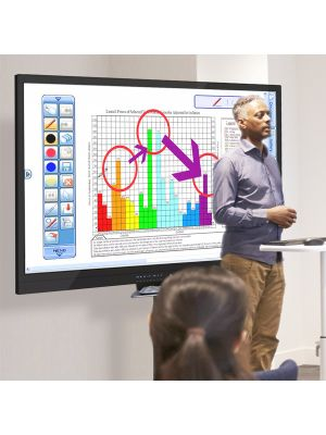 OneScreen Canvas c4 75'' Interactive Touchscreen
