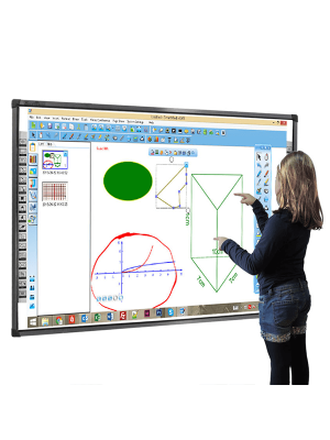 Smart Media World IWB-IR16 Interactive Whiteboard