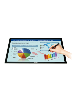 Sharp LL-S201A Interactive Touchscreen Display