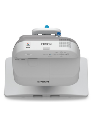Epson BrightLink 585Wi Interactive Ultra-Short Throw Projector