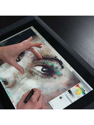 Wacom Cintiq 27QHD Touch Interactive Tablet
