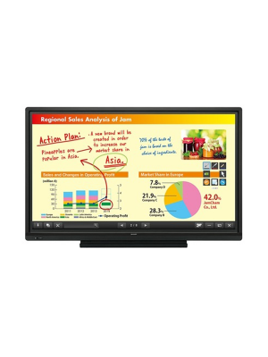Sharp Aquos Board PN-L703B Interactive Touchscreen Display