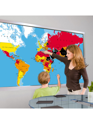 Smart Media World SMA-LED84LE4 Interactive Touchscreen Display