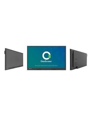 OneScreen t5 65'' Interactive Touchscreen Display