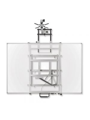 Balt Elevation Interactive Whiteboard Wall Mount with Super Short Throw Arm