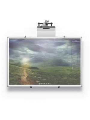 Balt iTeach 2 Electric Wall Mount for Interactive Whiteboard with Short Throw Arm