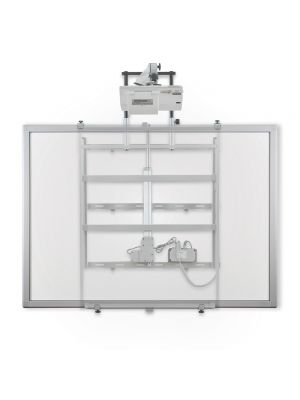 Balt iTeach 2 Electric Wall Mount for Interactive Whiteboard with Ultra Short Throw Arm
