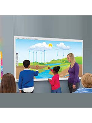 MimioDisplay 8410U Interactive Touch Screen Display