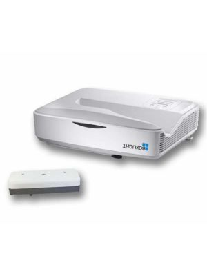 Boxlight P12 BIW Interactive Ultra-Short Throw Projector