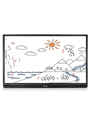 "Promethean AP6-70W ActivPanel 70"" Interactive Flat Panel Display with Promethean OPS-M"