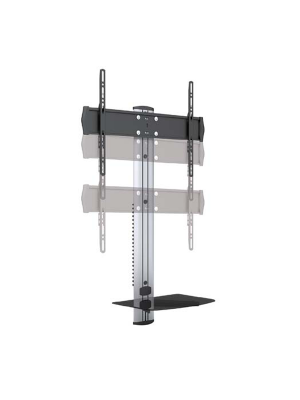 Rainier LED-Wall Height adjustable wall Mount for Interactive Flat Panel Displays